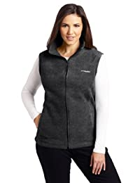 Columbia Women's plus-size Benton Springs Vest Plus