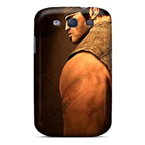 Habbt Galaxy S3 Well-designed Hard Case Cover Gears Of War 3 Marcus Protector