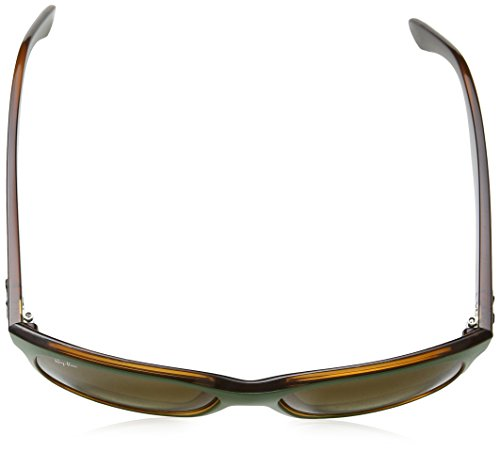 Matte On Top Green Ray 4181 Sonnenbrille Trasp RB4181 Brown Ban RB FxxwY8qg