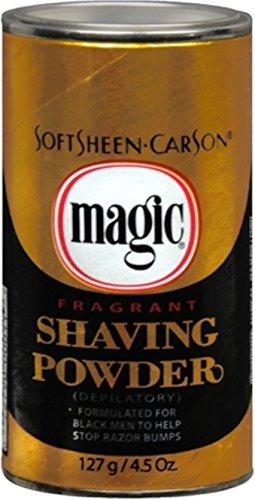 Magic Fragrant Shaving Powder 4.50 oz (Pack of 10)