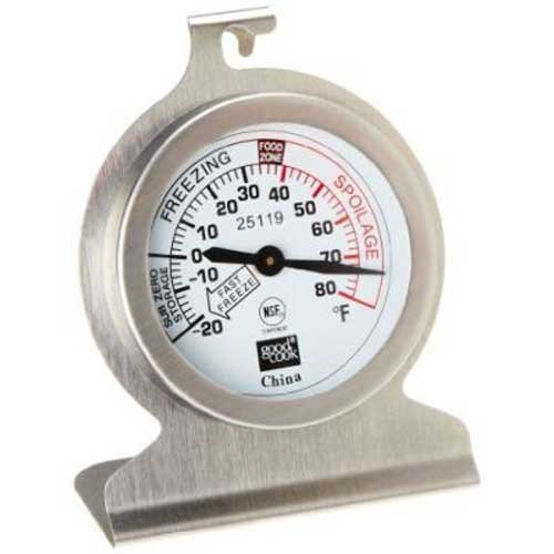 Good Cook Refrigerator Thermometer -- 4 per case.