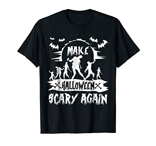 Best Gift for Halloween to make scared Zombie Shirt for $<!--$15.99-->