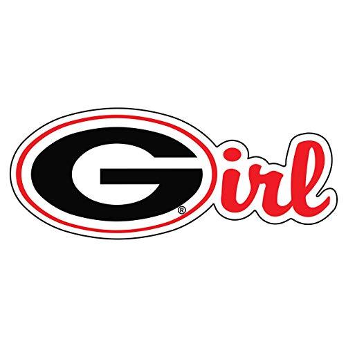 Georgia Bulldogs Decal G-IRL DECAL 6