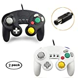 GameCube Controller Compatible with Nintendo Gamecube Switch Wii U for Super Smash Bros