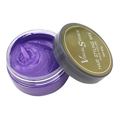 purple beard dye - 4