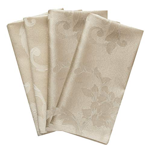 Benson Mills Harmony Scroll Set of 4 Napkins