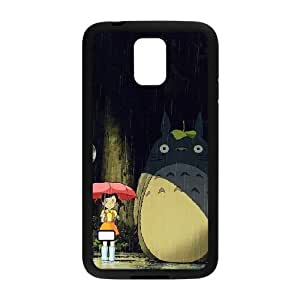 My Neighbor Totoro Samsung Galaxy S5 Cell Phone Case Black xlb-313528