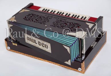 INCREDIBLE! 13 Scale Changer Paul & Co. ULTRA-PROFESSIONAL HARMONIUM. Nothing Better Ever Made!