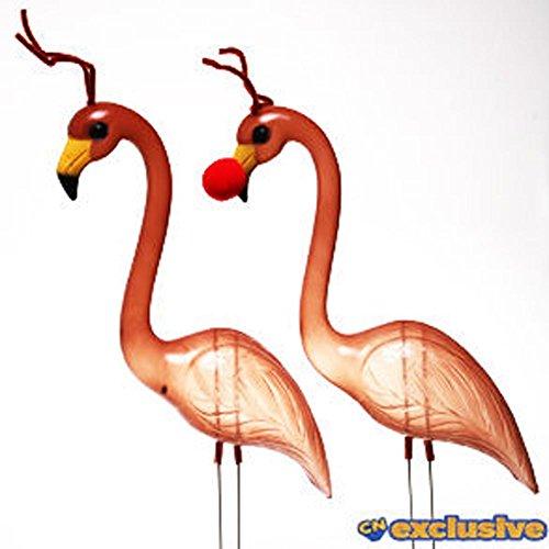 Pink Inc. RM2 ReinMingos Pair - Flamingo Holiday