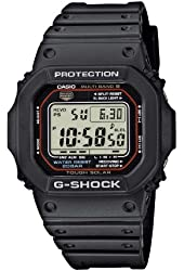Casio GW-M5610-1ER Mens G-Shock Atomic Black Watch