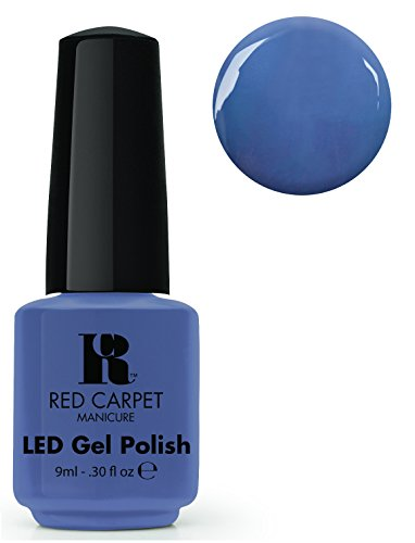 Red Carpet Manicure Love Those Baby Blues Gel LED Soak Off S