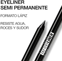 Maybelline New York Tattoo Liner, Lápiz de Ojos Semi-Permanente ...