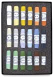 Jack Richeson Unison Pastel Landscape Colors, Set of 18