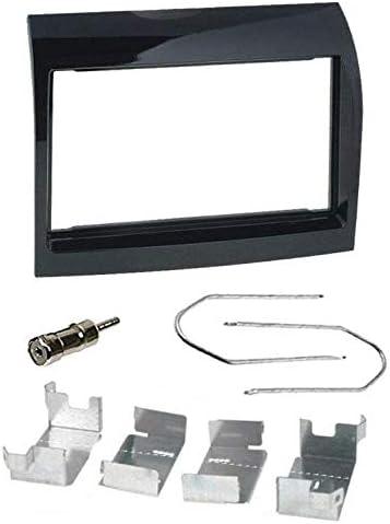 Sound Way Autoradio Einbauset Inkl Kabel Adapter Und Radioblende Für Citroen Jumper Peugeot Boxer Fiat Ducato Auto