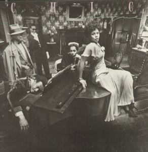 RISQUE LP (VINYL ALBUM) US ATLANTIC 1979
