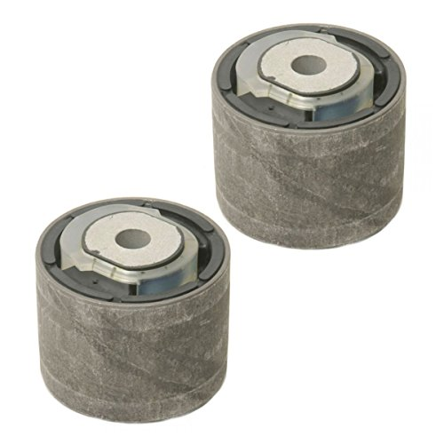 Front Lower Forward Control Arm Inner Bushing Pair Set of 2 for Jaguar S-Type XJ (Xj Set Type Jaguar)