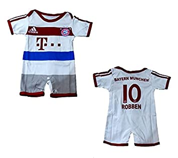 new style d46bc b8804 Bayern Munich Baby Jumpsuit 0-6 months