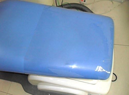 Oral Hygiene Teeth Whitening 2pcs Dental Unit Chair Foot Pad Mat Cushion Dustproof Protector