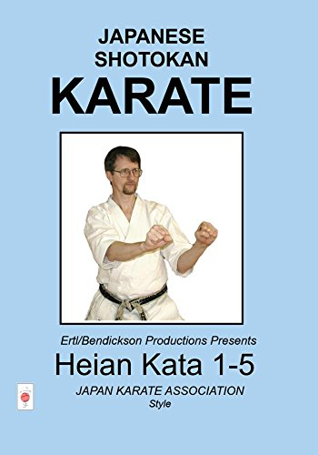 Shotokan Karate: Heian Kata 1-5