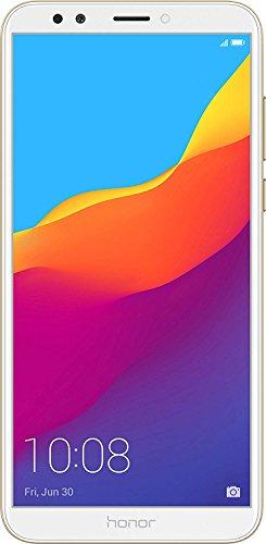 Huawei Honor 7C, 32GB, Dual SIM, 3GB RAM LTE Factory Unlocked Smartphone (Gold)
