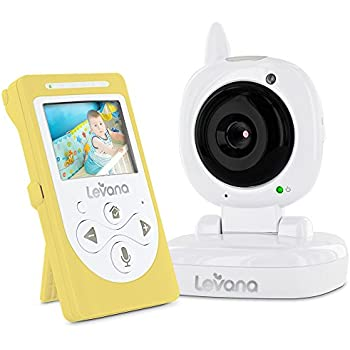 Levana Sophia Digital 2.4-Inch Video Baby Monitor