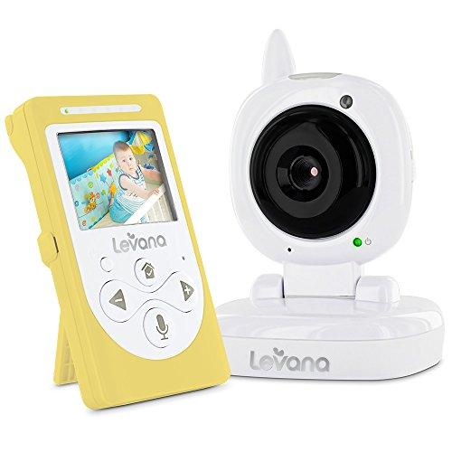 Levana Sophia Digital 2.4-Inch Video Baby Monitor by Levana