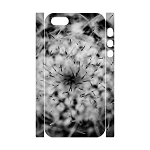 Iphone 5S Case, play it off legit 3D Case for Iphone 5S White