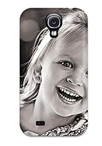 Everett L. Carrasquillo's Shop Hot 1725131K21576681 Sanp On Case Cover Protector For Galaxy S4 (cute Girl Smiling)