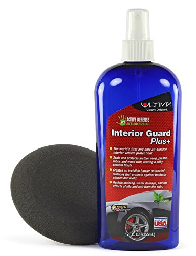Ultima Interior Guard Plus, 12 oz. Bundle with Free 4oz Screen Cleaner