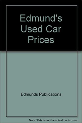 Download online Edmund's Used Car Prices PDF, azw (Kindle), ePub