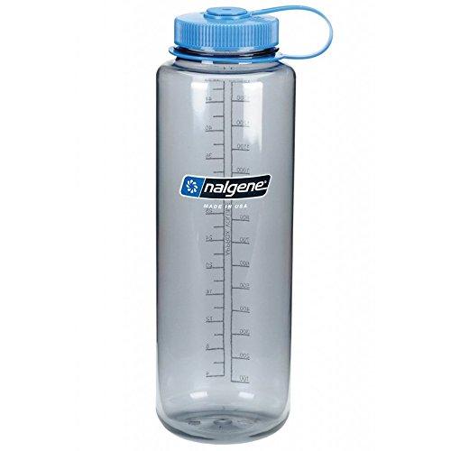 Bottle Durable Polycarbonate (Nalgene Silo, 48oz. Tritan Gray)