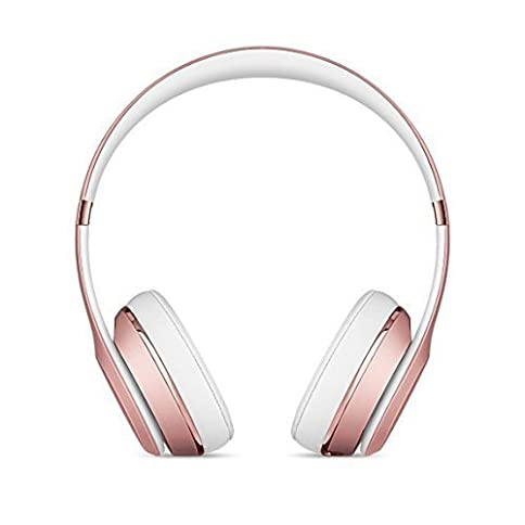 Beats Solo3 Wireless On-Ear Headphones - Rose Gold (Renewed) - 41Ox 2BwVUPyL - Beats Solo3 Wireless On-Ear Headphones – Rose Gold (Renewed)