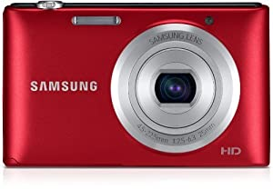 Samsung ST72 16.2 Mega Pixel Digital Camera with 3-Inch LCD Display