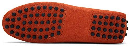 para Zapatos Orange JOOMRA 38 Hombre Mocasines 1 49 xE4vqnw6Cv