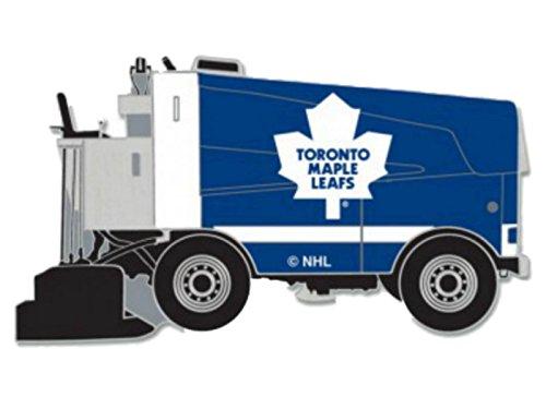 Lapel Pins Toronto - WinCraft Toronto Maple Leafs Blue & White Ice Hockey Zamboni Metal Lapel Pin