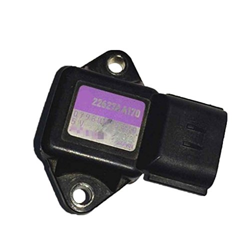 Egal For 2009 2010 2011 2012 2013 Cadillac Escalade ESV Manifold Absolute Pressure Sensor 5S11657 AS394 MAP Sensor