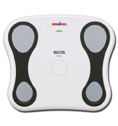 (Tanita BF-2000 IronKids Wireless Body Fat Monitor)
