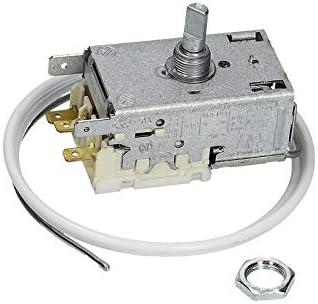 Termostato para Ranco K59 L2684 K59L2684 900mm Liebherr 6151188 insertado en el refrigerador: Amazon.es: Grandes electrodomésticos