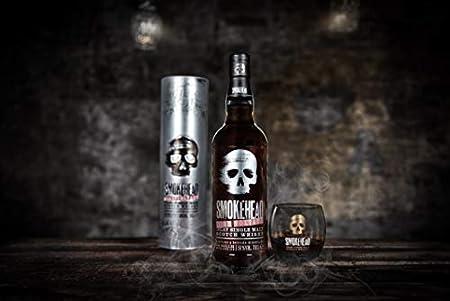 Smokehead High Voltage Islay Single Malt Scotch Whisky - 700 ml