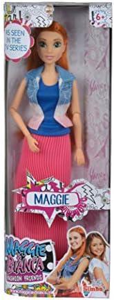 Simba 109273109 Maggie und Bianca Fashion Puppe