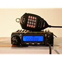 TYT TH-9000D Mobile Car 60W Amateur Ham Radio Transceiver, 220-260MHz, 200CH, 8 Scrambler, Black