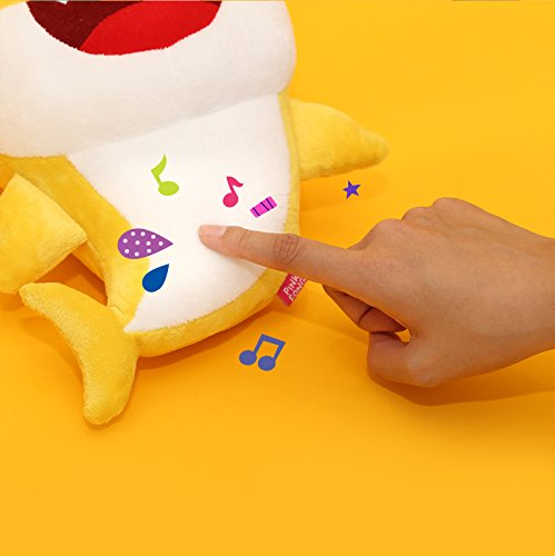 Pinkfong Baby Shark Singing Plush Doll