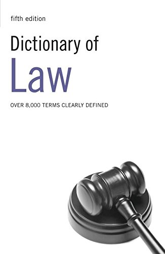 [D.O.W.N.L.O.A.D] Dictionary of Law WORD