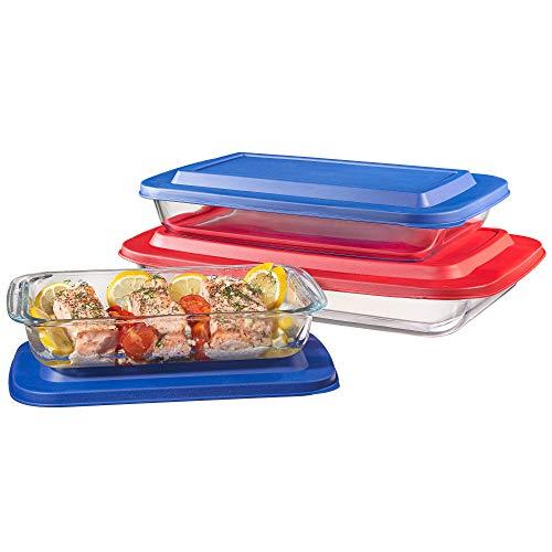 glass baking lid - 6