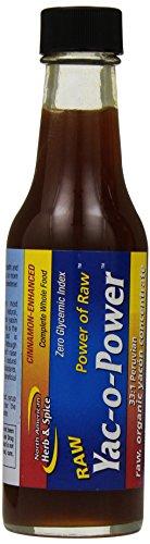 North American Herb and Spice, Yac-o-Power Cinnamon, 5-Ounces