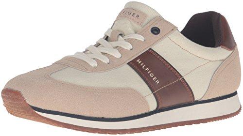Fashion Hilfiger Fashion Tommy Hilfiger Mens Sneaker Tommy Beige Mens Sneaker Tommy Modesto Beige Hilfiger Modesto w7z1x7