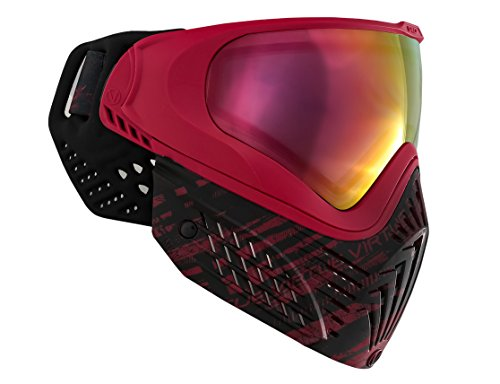 Virtue VIO Extend Thermal Paintball Goggles / Masks - Graphic Fire by Virtue Paintball
