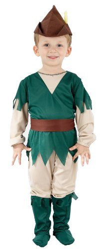 Robin Hood Children's Fancy Dress Costume Age 3 ()