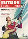 img - for FUTURE Science Fiction: Winter 1956 - 1957, No. 31 (