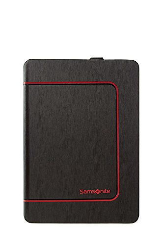 Samsonite Tabzone Color Frame-Ipad Air 2 Ipad-Tasche, Black/Red